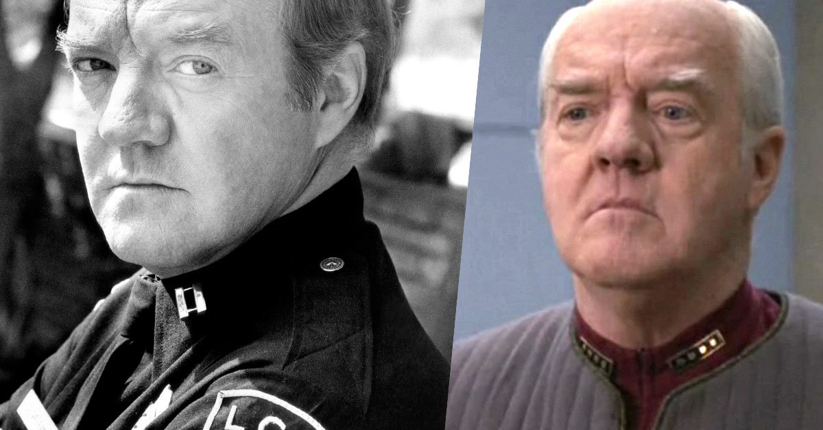 R.I.P. Richard Herd of T.J. Hooker, Star Trek: Voyager and Seinfeld