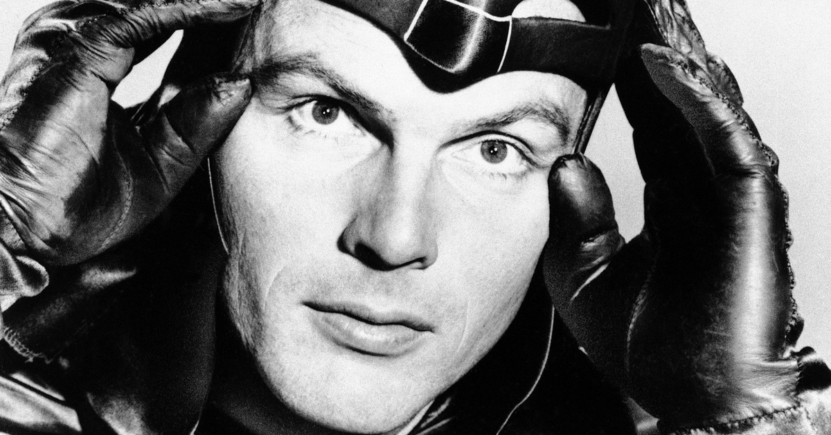 ADAM WEST, TV'S BELOVED BATMAN