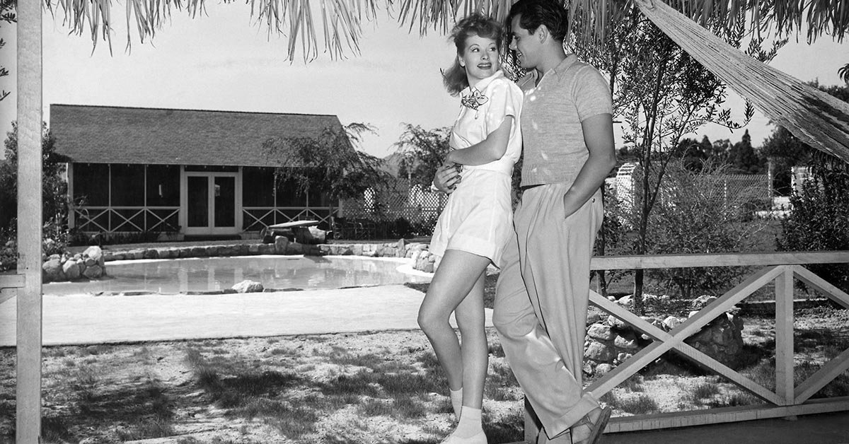 Spend Your Vacation In Lucy And Desi S California House