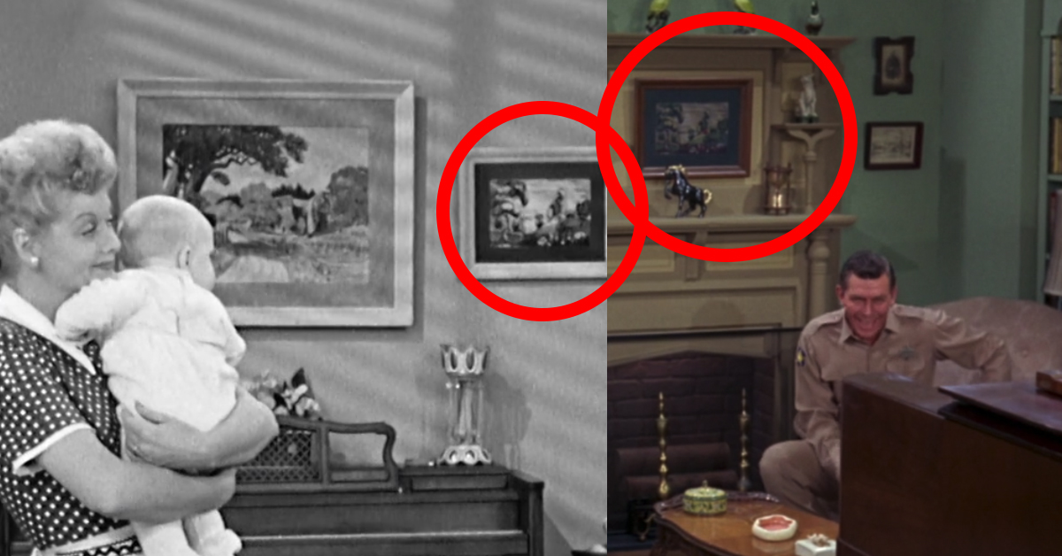 This Painting From I Love Lucy