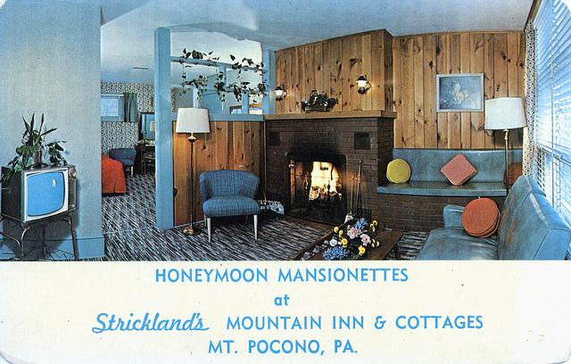 Strickland's Mountain Inn