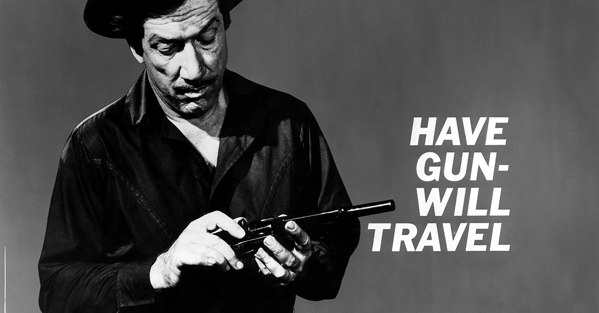 10 dandy facts about Have Gun - Will Travel