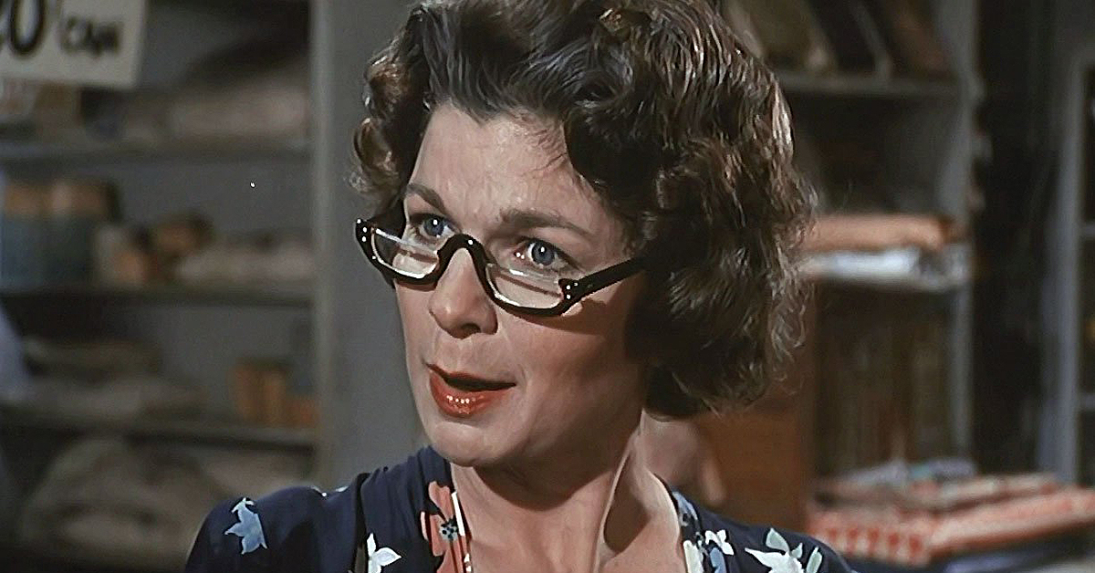 RONNIE CLAIRE EDWARDS OF 'THE WALTONS'