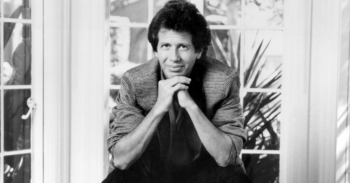 GARRY SHANDLING, COMIC AND STAR OF 'THE LARRY SANDERS SHOW'