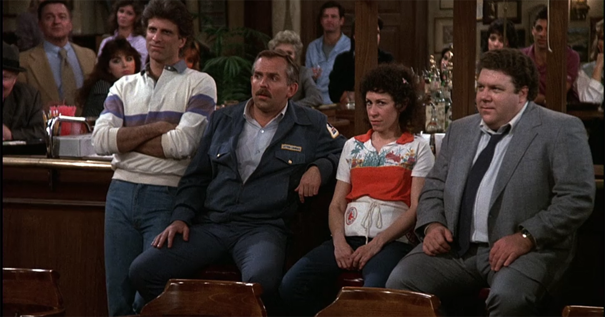 12 frothy facts about 'Cheers'