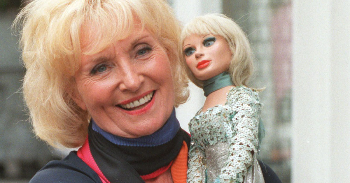 SYLVIA ANDERSON, CO-CREATOR OF 'THUNDERBIRDS' AND 'SPACE: 1999'
