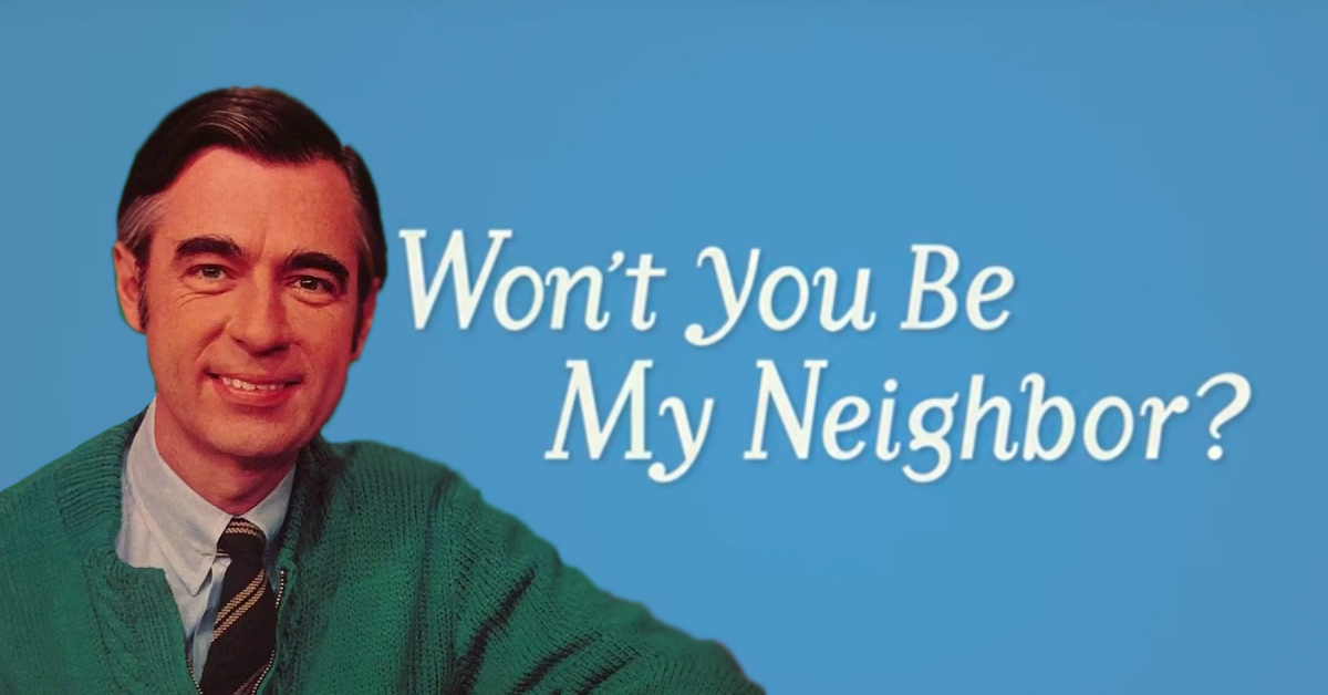 Watch The Emotional Trailer For The New Mister Rogers Documentary Won T You Be My Neighbor