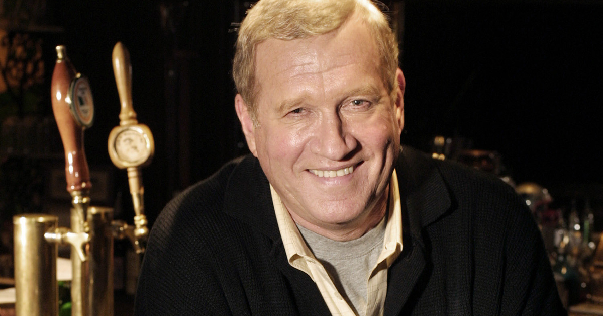 KEN HOWARD, STAR OF 'THE WHITE SHADOW'
