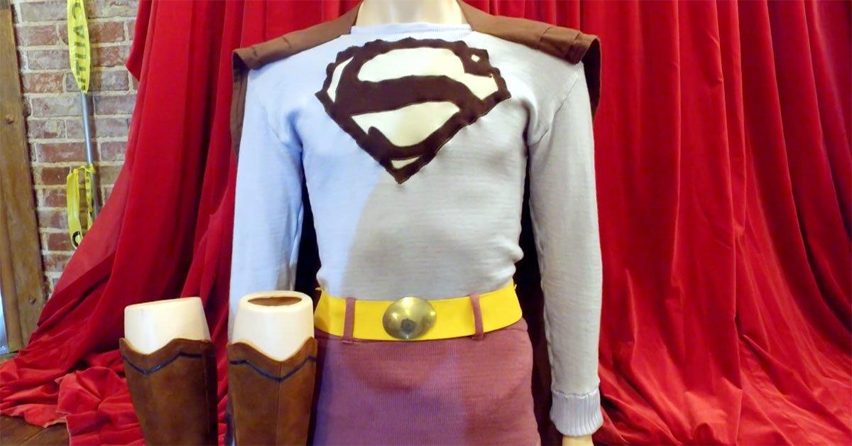 eqLKC 1602257531 15882 list items cc superman kirkalyn - Conoce la colección de Superman de Morgan Hambrick