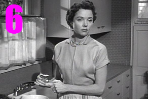 Best Housewives From 1950s Television