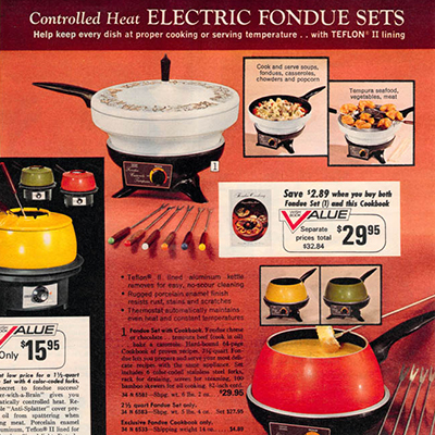 15 Oddly Specific Kitchen Appliances Everyone Seemed To Have In The 1970s