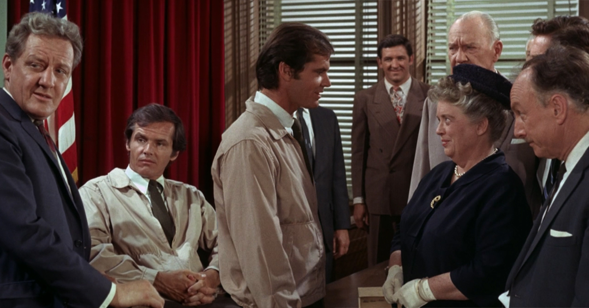 Watch: The last time Jack Nicholson appeared on a TV show was on The Andy  Griffith Show