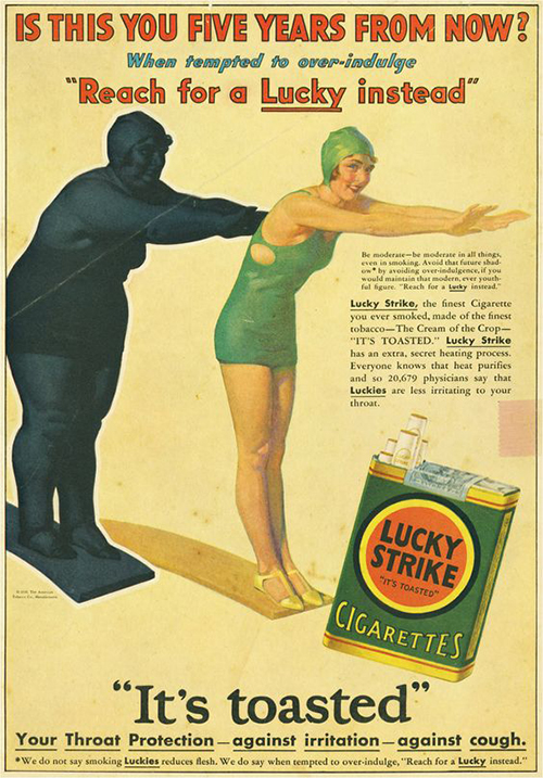 16 Retro And Ridiculous Cigarette Ads You Ll Never See Today