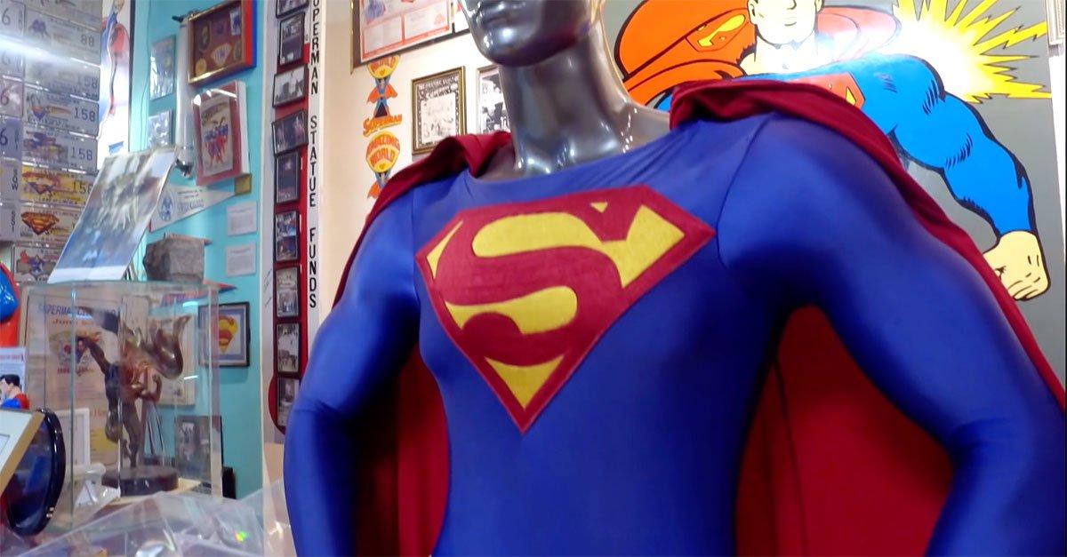 iOHzN 1602258095 15885 list items cc superman deancain - Conoce la colección de Superman de Morgan Hambrick