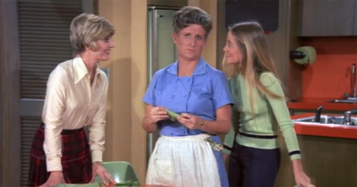 Ann B. Davis once explained Alice's secret back story on The Brady Bunch