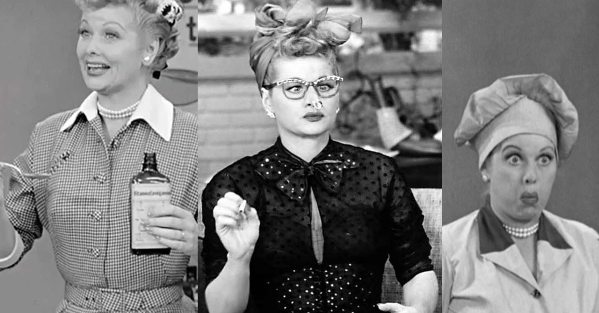 Watch I Love Lucy on the big screen when these 5 episodes come to theaters this summer