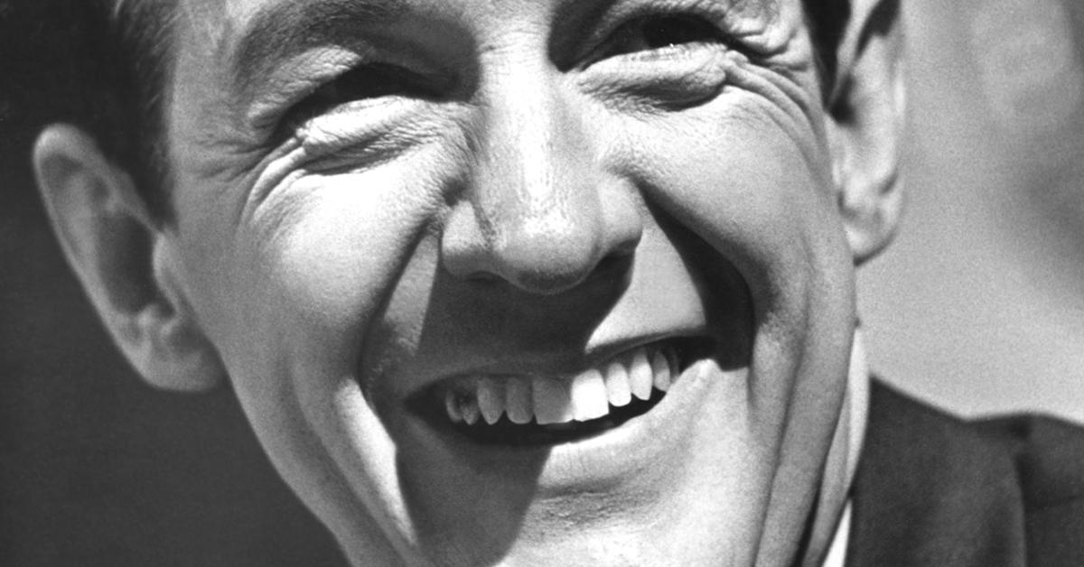 WILLIAM SCHALLERT OF 'THE PATTY DUKE SHOW'