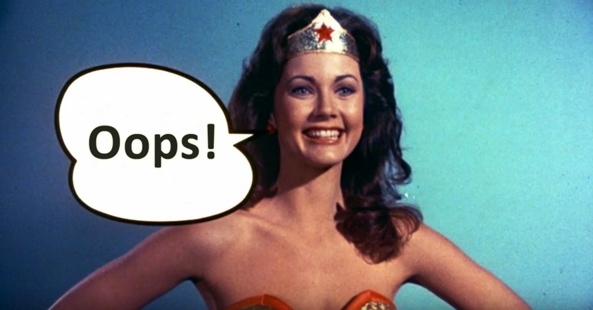 12 little blunders you never noticed in 'Wonder Woman'
