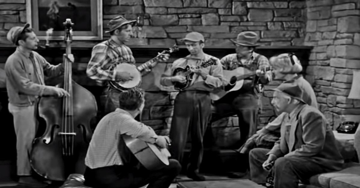 Did the Darlings sing these songs on The Andy Griffith Show, or did we make  them up?
