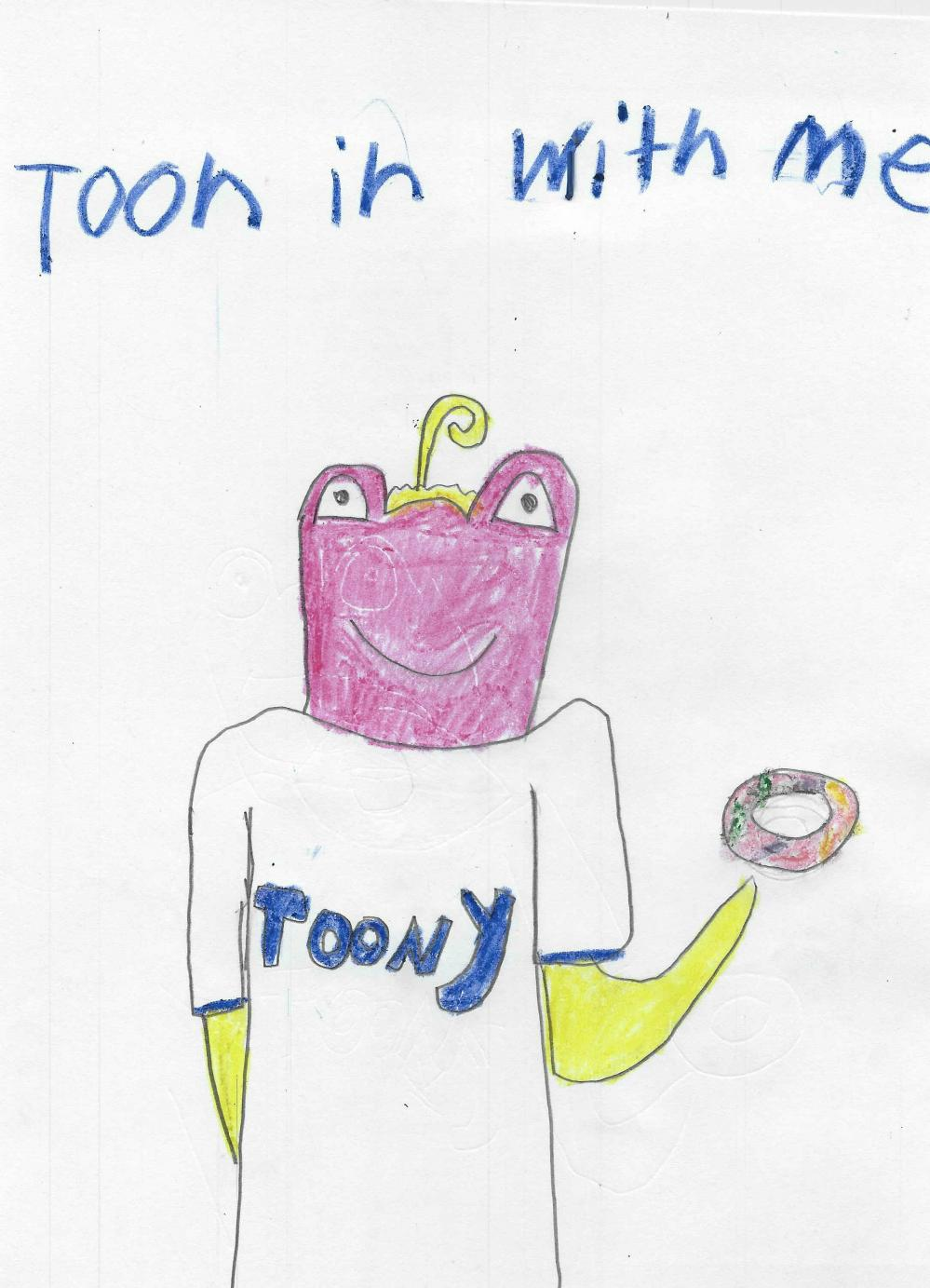 My family and I love watching Toony every morning! They are the best cartoons and make us laugh!