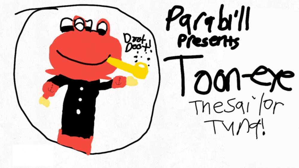 This is a Popeye spin-off with Toony called Toon-eye The Sailor Tuna! I always loved Toon In With Me and I will always Toon In with Bill, Toony, Goldie, and Mr. Quizzer!