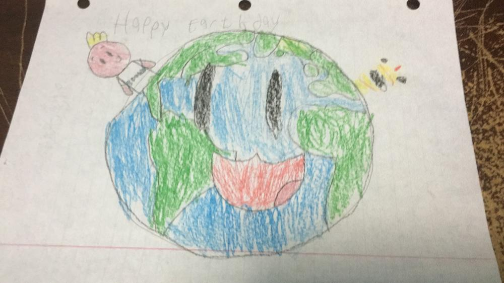 Hey Bill and Toony, Happy Earth Day! It's so amazing we can help the earth on Earth Day! I drew Toony again, And i also drew Kerwyn! I hope you like it! Reduce, Reuse and Recycle! - Matt R