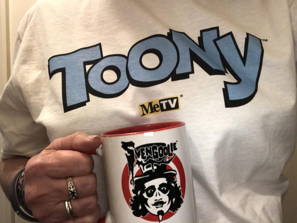 Love when Svengoolie shows up on Toon In With Me! Thanks for all the fun and great cartoons!