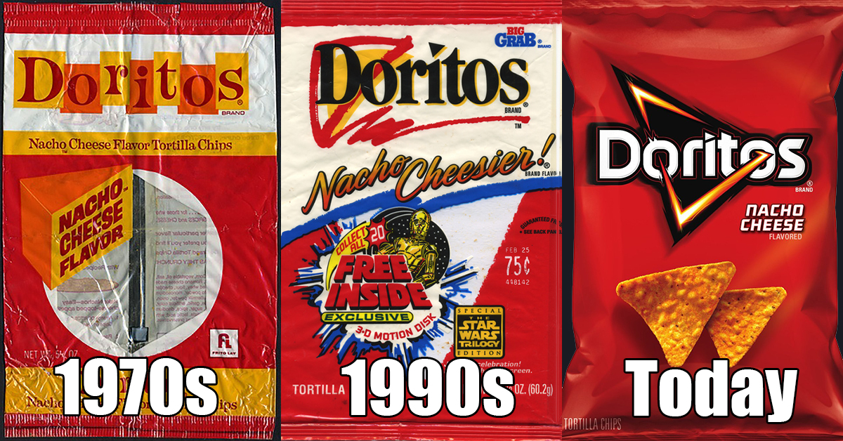 Here S How 7 Chip Brands Have Changed Since We Were Kids