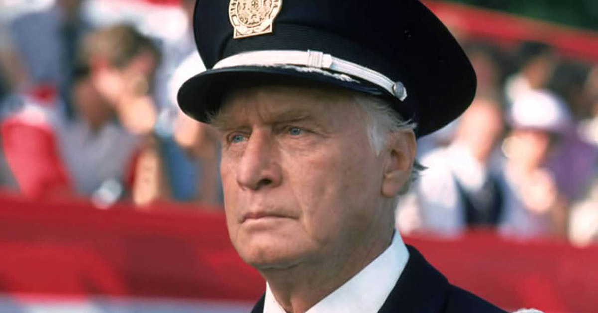 GEORGE GAYNES OF 'POLICE ACADEMY' AND 'PUNKY BREWSTER'