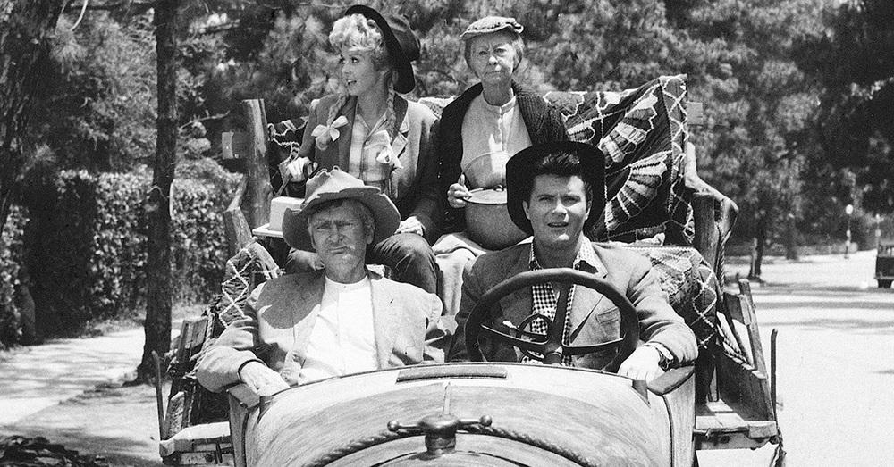 The Beverly Hillbillies, Jed Clampett, TV Sitcoms, Wealth, Joy