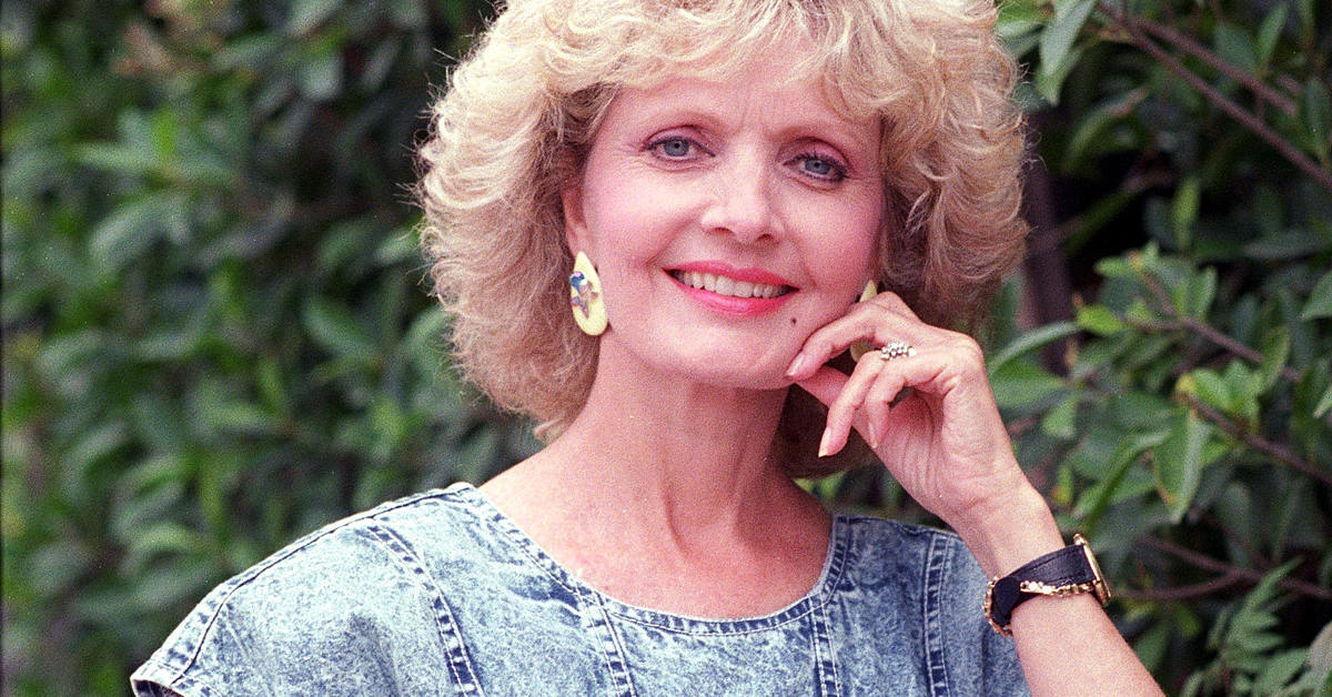 FLORENCE HENDERSON, BELOVED MOM OF 'THE BRADY BUNCH'