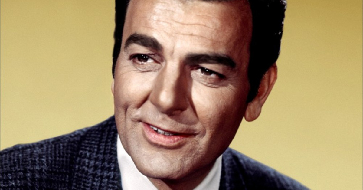 Mike Connors, star of 'Mannix'